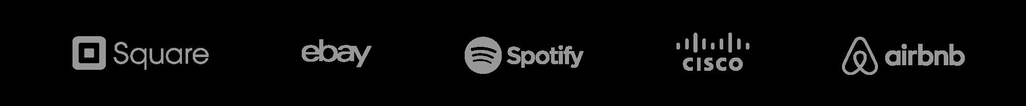 JIRA-Kunden: Square, Ebay, Spotify, Cisco, Airbnb