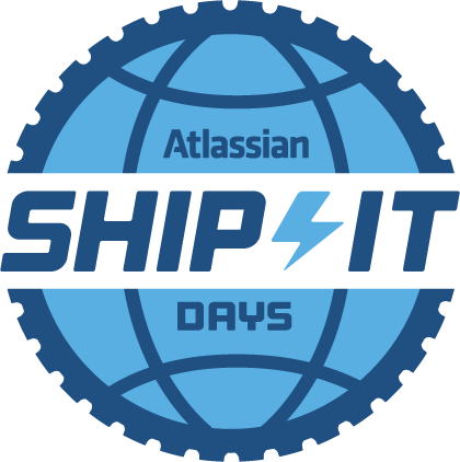 Atlassian ShipIt logo