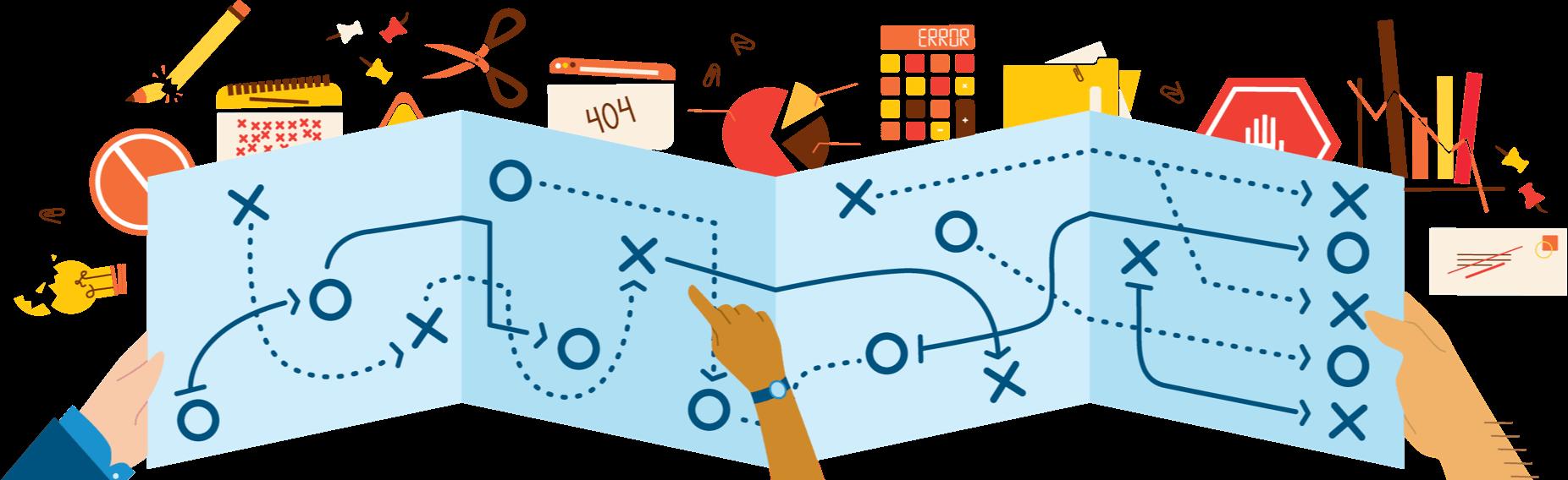 Manual de estrategias para equipos de Atlassian: las actividades de formación de equipos más eficaces.