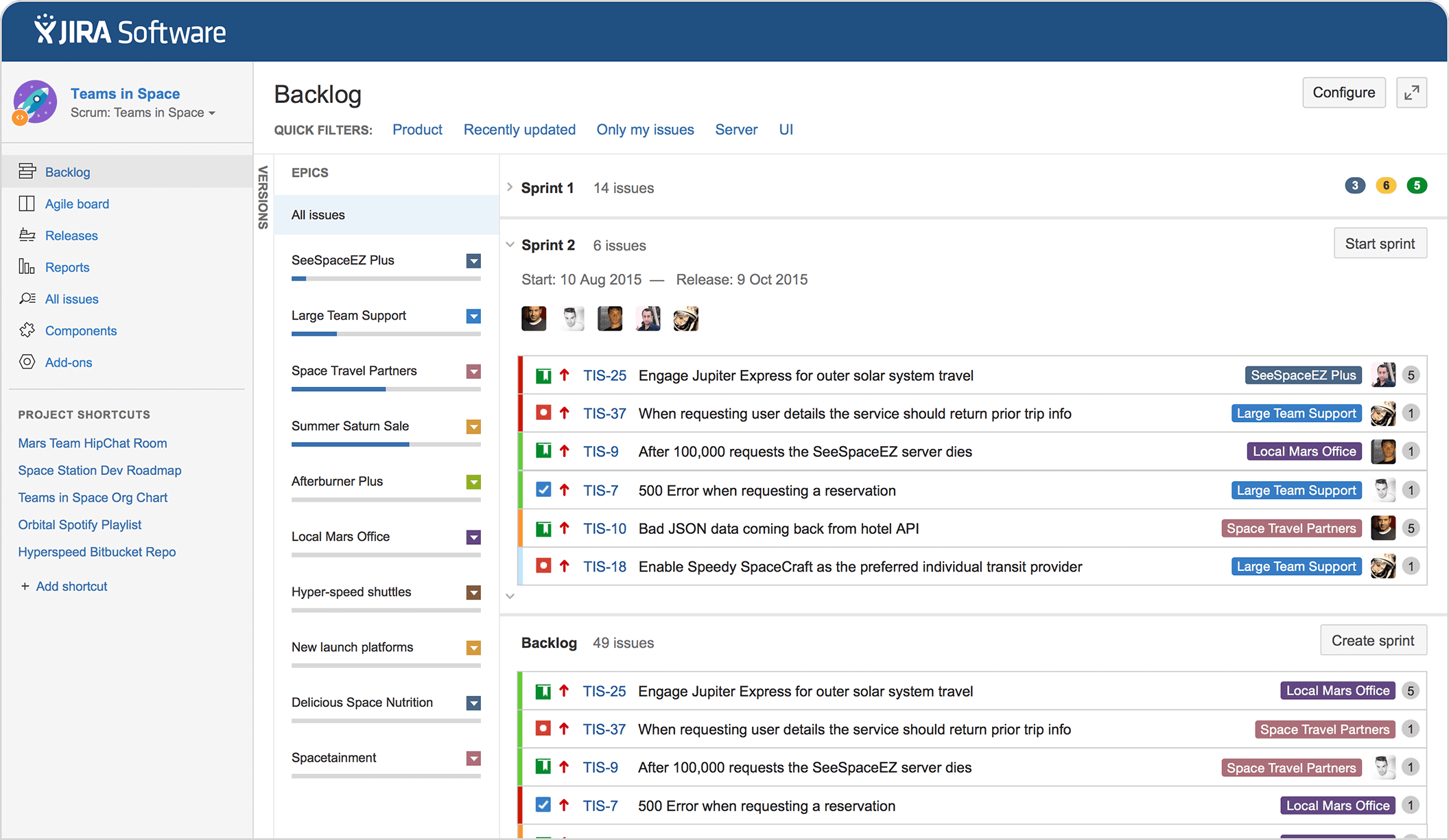 JIRA Software Issue amp Project Tracking For
