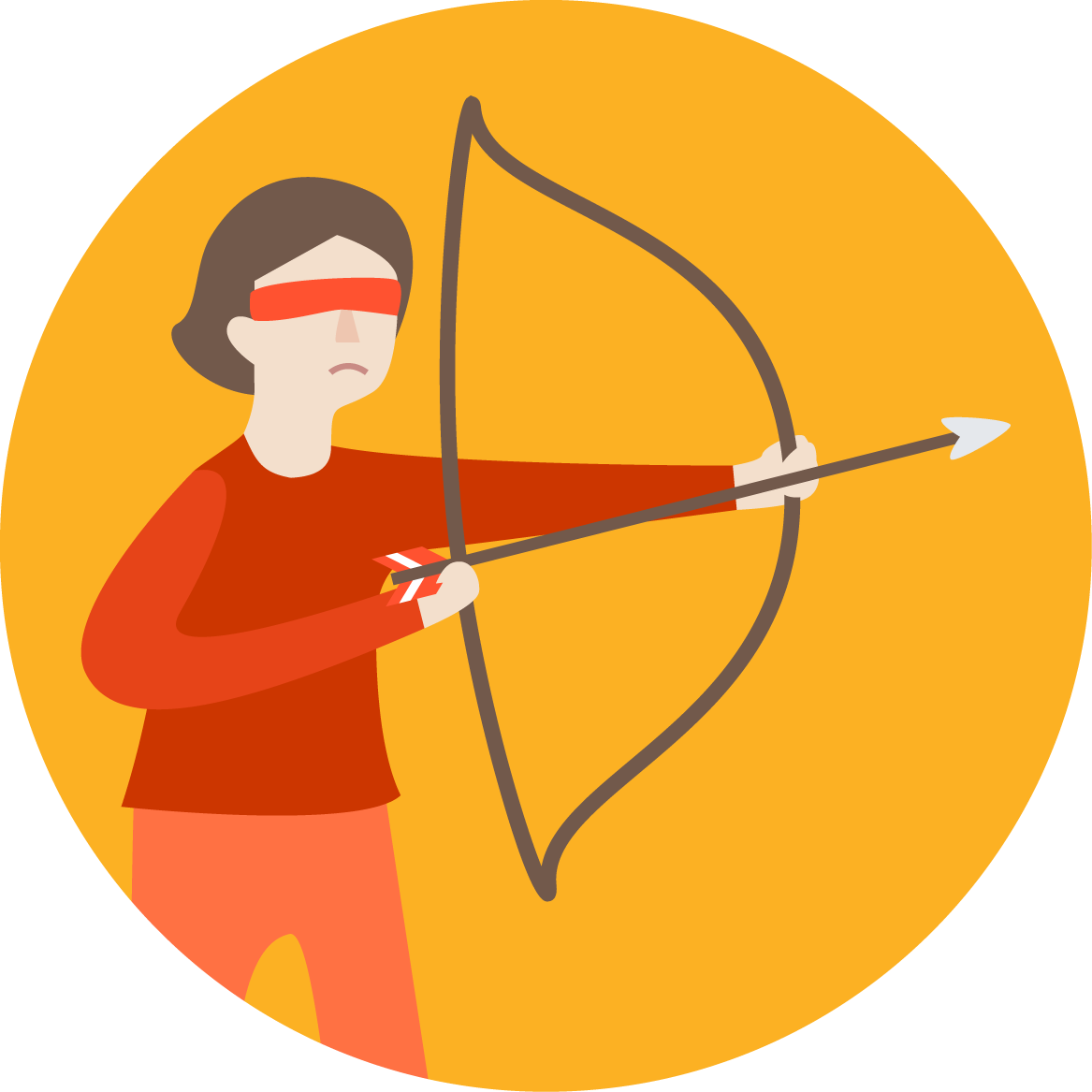 "Click here for team building activities that keep you from ""shooting blind"" when it comes to your customers."